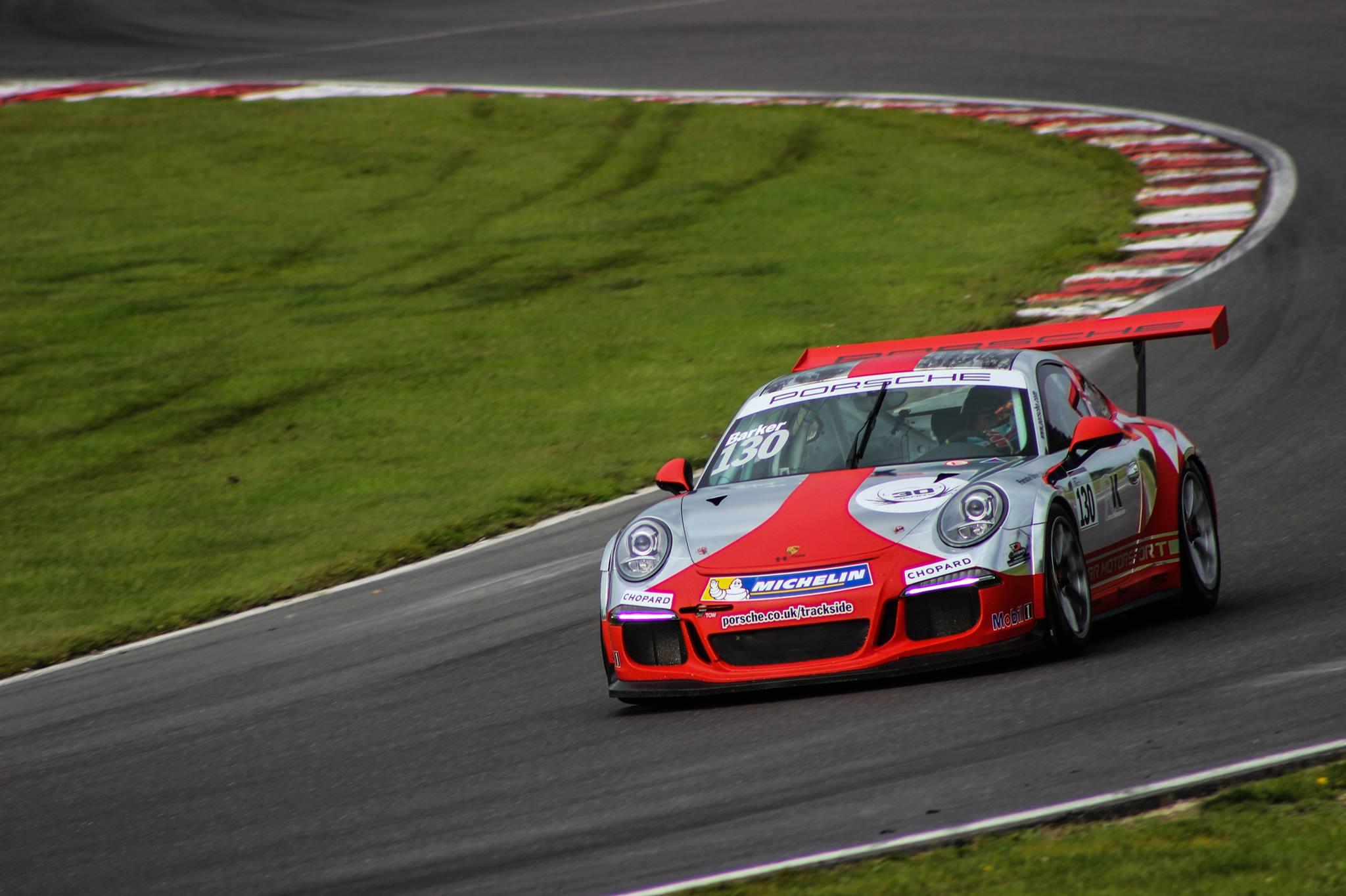 Barker to Le Mans