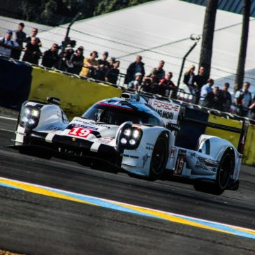 Follow the Porsche 919 Hybrid from concept to Le Mans victory