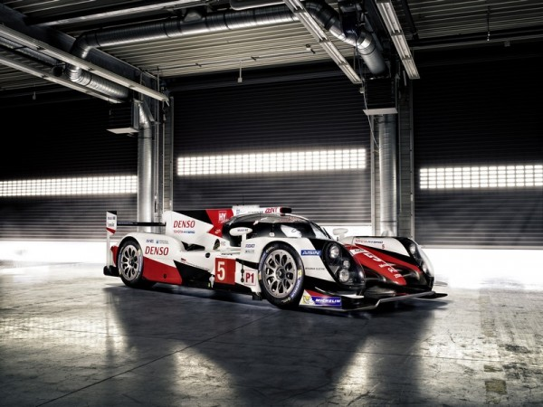 2016 Toyota TS050 Launch