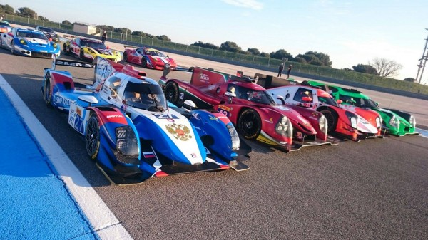 LMP2 is this year's largest class