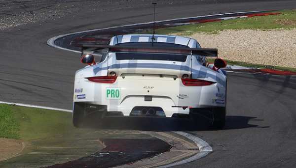 Lietz Porsche 911 RSR on target for victory in the six hours from Nürbrugring