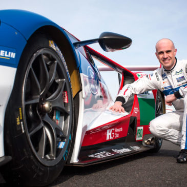 "Marino Franchitti: ""We hope to be competing at the sharp end"""