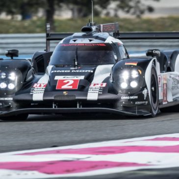 Porsche fastest in day 1 of testing