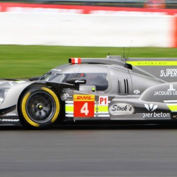 Driver's view: Simon Trummer from Silverstone