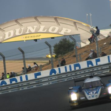 Matthew Howson and Richard Bradley return to KCMG for Le Mans