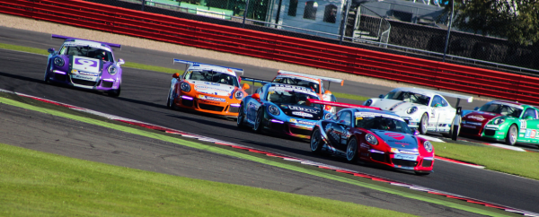 Porsche Carrera Cup last raced at Silverstone in September