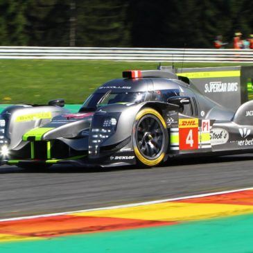Driver's view: Simon Trummer from Spa