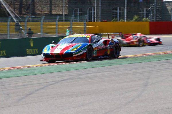 #51 Ferrari Walter
