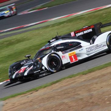 Porsche top FP1 at Spa