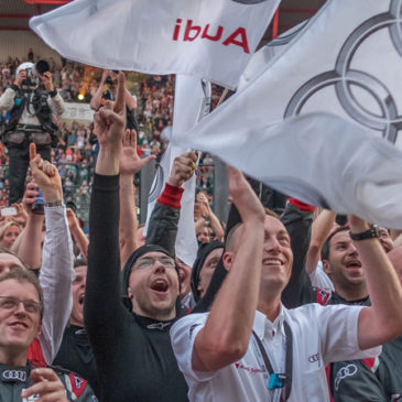 Audi claim unlikely victory in Spa thriller