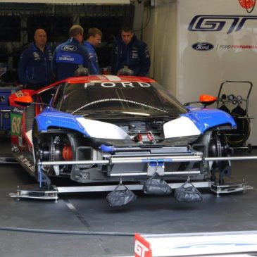 GTE BoP finalised for Le Mans