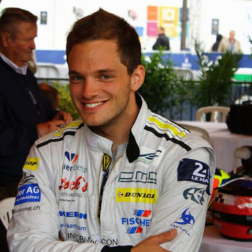 Driver's view: Simon Trummer at Le Mans
