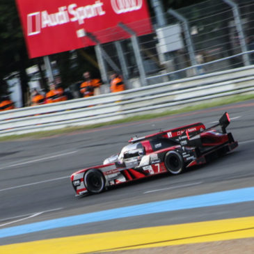 Audi and Aston Martin on top in Qualifying