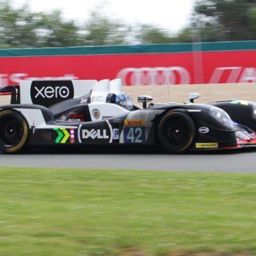 Strakka Racing out of remainder of 2016 season