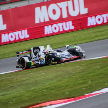 Lewis Williamson to continue driving for Strakka in remainder of 2016