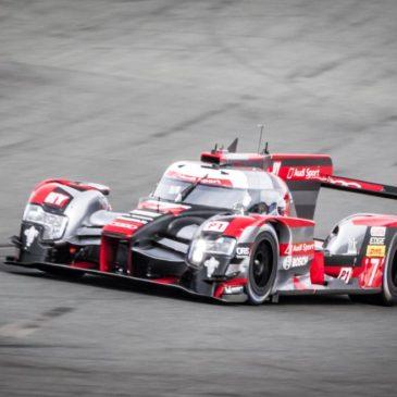 Audi fastest in FP1 at Fuji