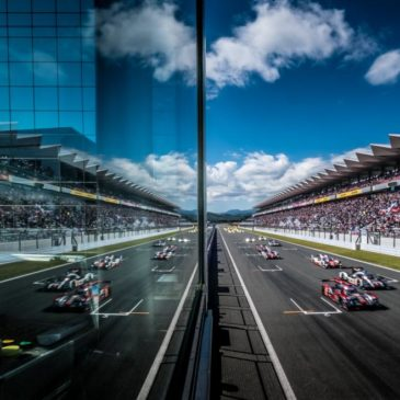 Audi hold the upper hand after three hours