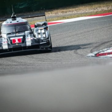 Porsche fend off Toyota to win in Shanghai