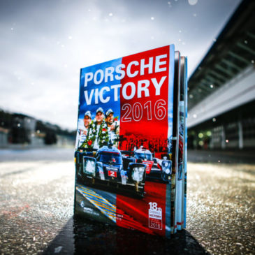 Book review: Porsche Victory 2016