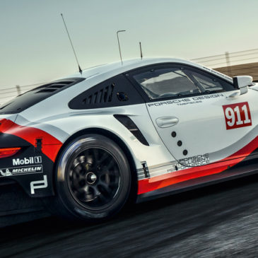 The return of the works Porsche GT team
