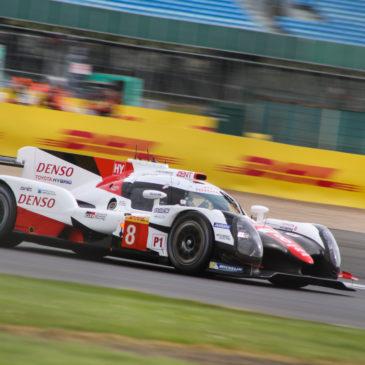 Toyota fastest again as Porsche close in