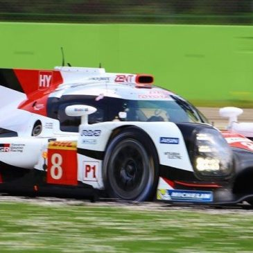 First blood to Toyota after WEC Prologue