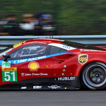 Ferrari vs Ford – The eternal battle continues