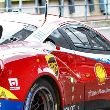 Porsche take Spa pole, Ferrari head up GTE Pro