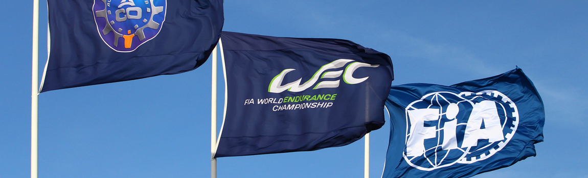 Calendar – Flags of the ACO, the FIA WEC and the FIA