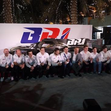 LMP1 entry list begin to take shape