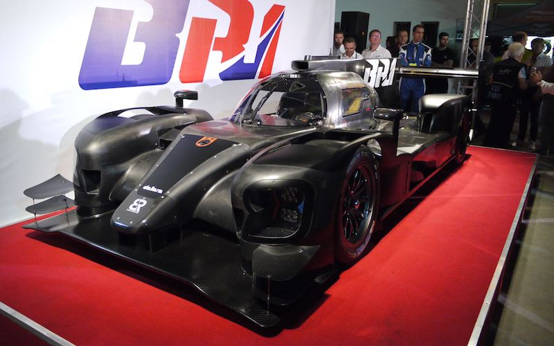 SMP Racing BR1 in Bahrain