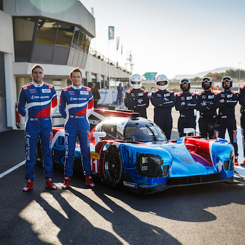 Button joins SMP Racing for Le Mans
