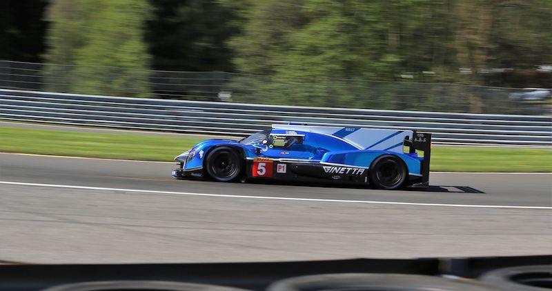 6h Spa – #5 CEFC TRSM Racing Ginetta G60-LT-P1