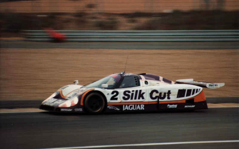 Legends of Le Mans – #2 TWR Jaguar XJR-9LM of Jan Lammers, Andy Wallace and Johnny Dumfries