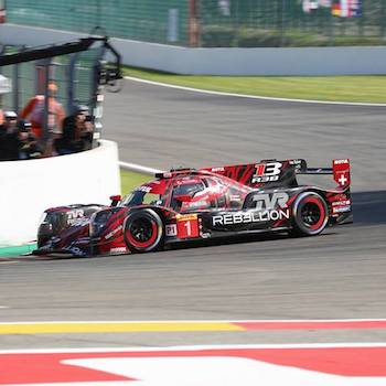 #1 Rebellion R13 at the FIA WEC 6 Hours of Spa-Francorchamps 2018