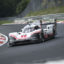 Porsche 919 Hybrid Evo at the Nordschleife