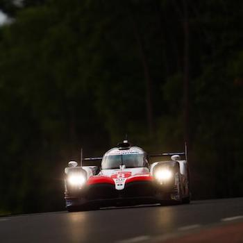 Le Mans: Toyota #8 on pole for the 24 Hours
