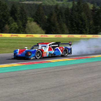 LMP1: #11 SMP Racing BR Engineering BR01 at the 6 Hours of Spa-Francorchamps in the 2018 FIA World Endurance Championship