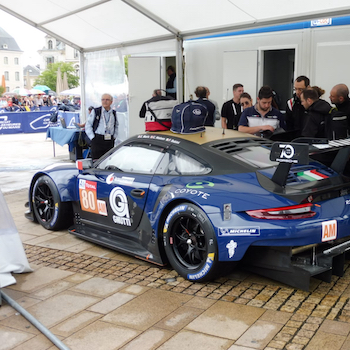 Le Mans: Images from Scrutineering Day 2