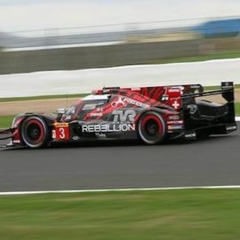 #3 Rebellion at the 6 Hours of Silverstone in the 2018 FIA WEC