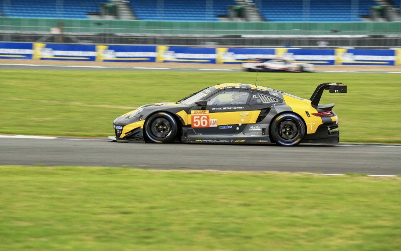 Project 1 secured their first FIA WEC podium at the 6 Hours of Silverstone
