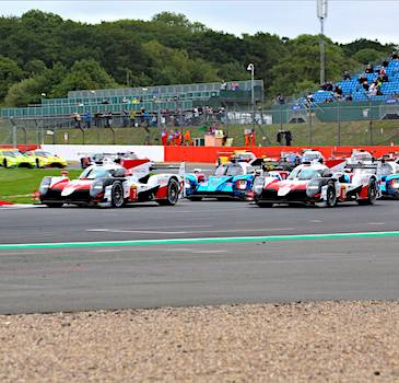Victory for Toyota at the 6 Hours of Silverstone