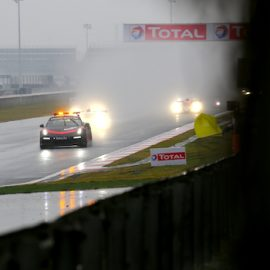 Safety Car leads the field at the 2018 Six Hours of Shanghai