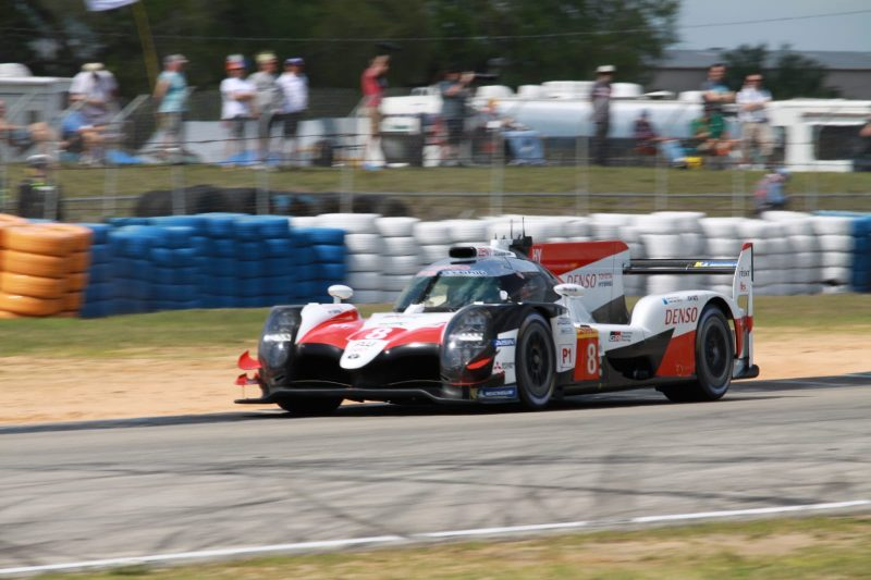Sebring FP3: Toyota TS050 Hybrid at Sebring International Raceway