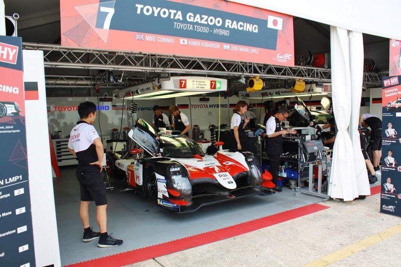 Sebring FP1: Toyota quickest