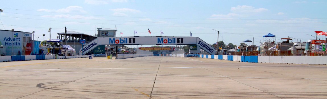 The Sebring International Raceway