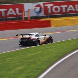 #91 Porsche at Spa FP3