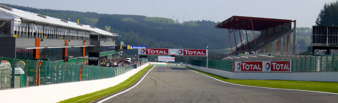 The 6 Hours of Spa-Francorchamps