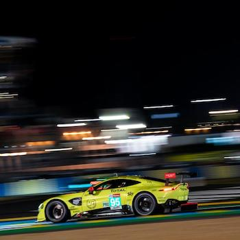Q3: All-Toyota front row, Aston Martin fastest in GTE