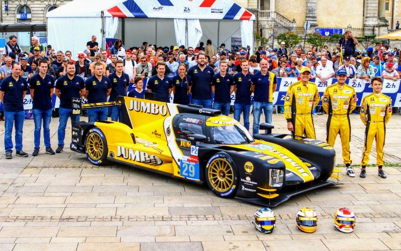 Racing Team Nederland in Le Mans 2019
